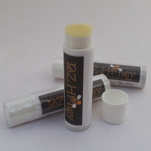 BZ Honey Beeswax Lip Balm
