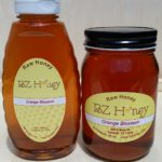 BZ Honey - A very popular domestic honey, made from the nectar of orange blossoms.