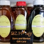 BZ Honey - Buy Local and Varietal Honey with our Store and Market Gift Cards.