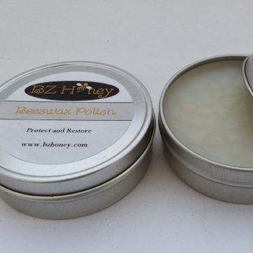 BZ Honey - Protect and restore cutting boards and wooden spoons with this nourishing beeswax polish.