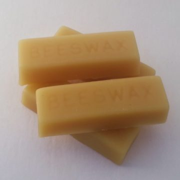 BZ Honey - Pure Beeswax Bars