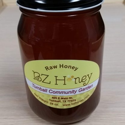 BZ Honey - Pure Raw Local Honey