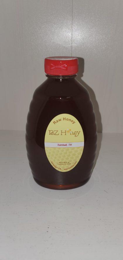 2 lb Plastic Squeeze Bottle