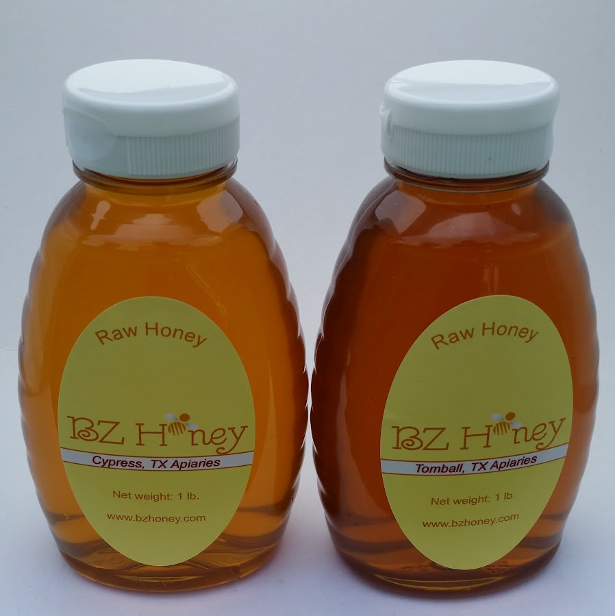 BZ Honey - Pure Raw Honey